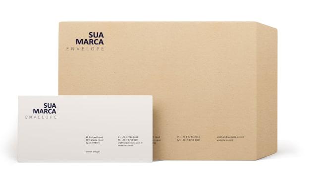 Envelopes que valorizam sua marca