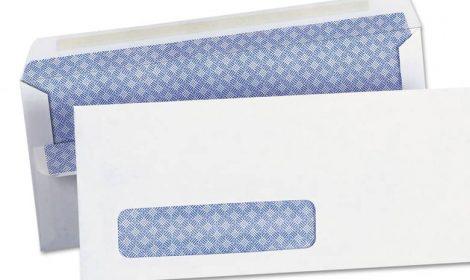 Envelope com Janelas